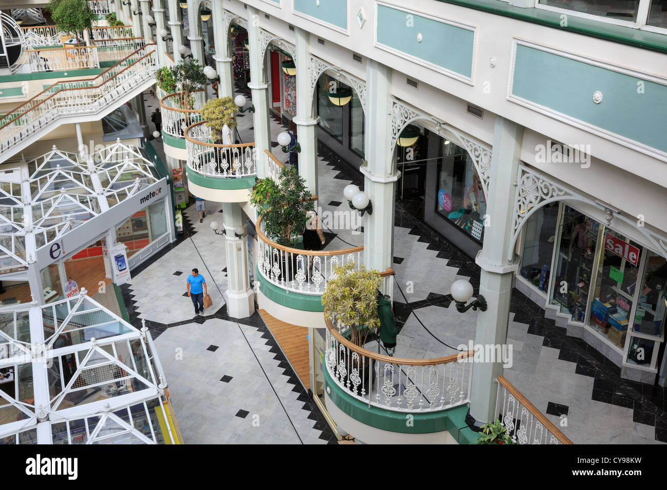 The Arcade Building First Shopping Mall In USA Providence Rhode - First shopping center in usa