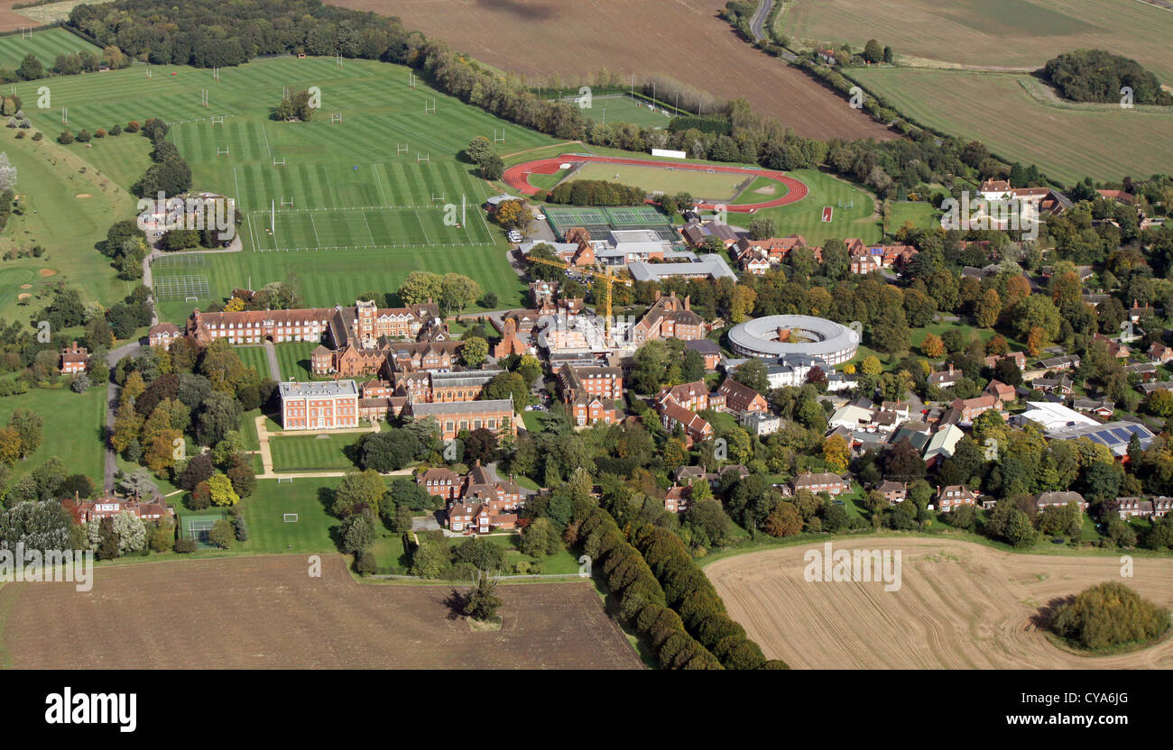 radley stock photos radley stock images alamy aerial view of radley college boarding school abingdon oxfordshire stock image