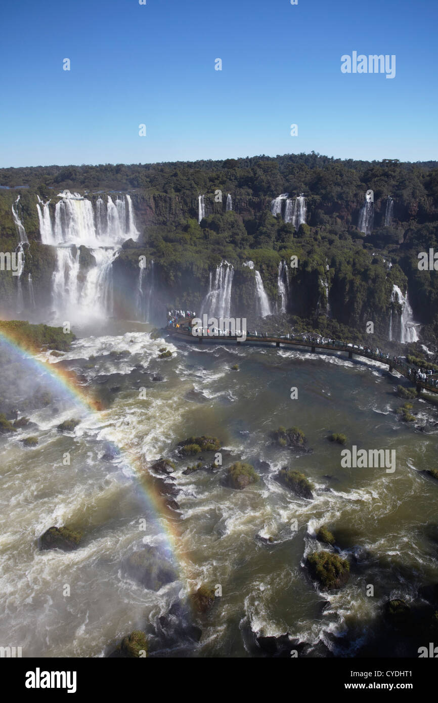 the national park iguacu falls Other articles where iguazú national park is discussed: iguaçu falls:park (1939) in brazil and iguazú national park (1934) in argentina both parks were.
