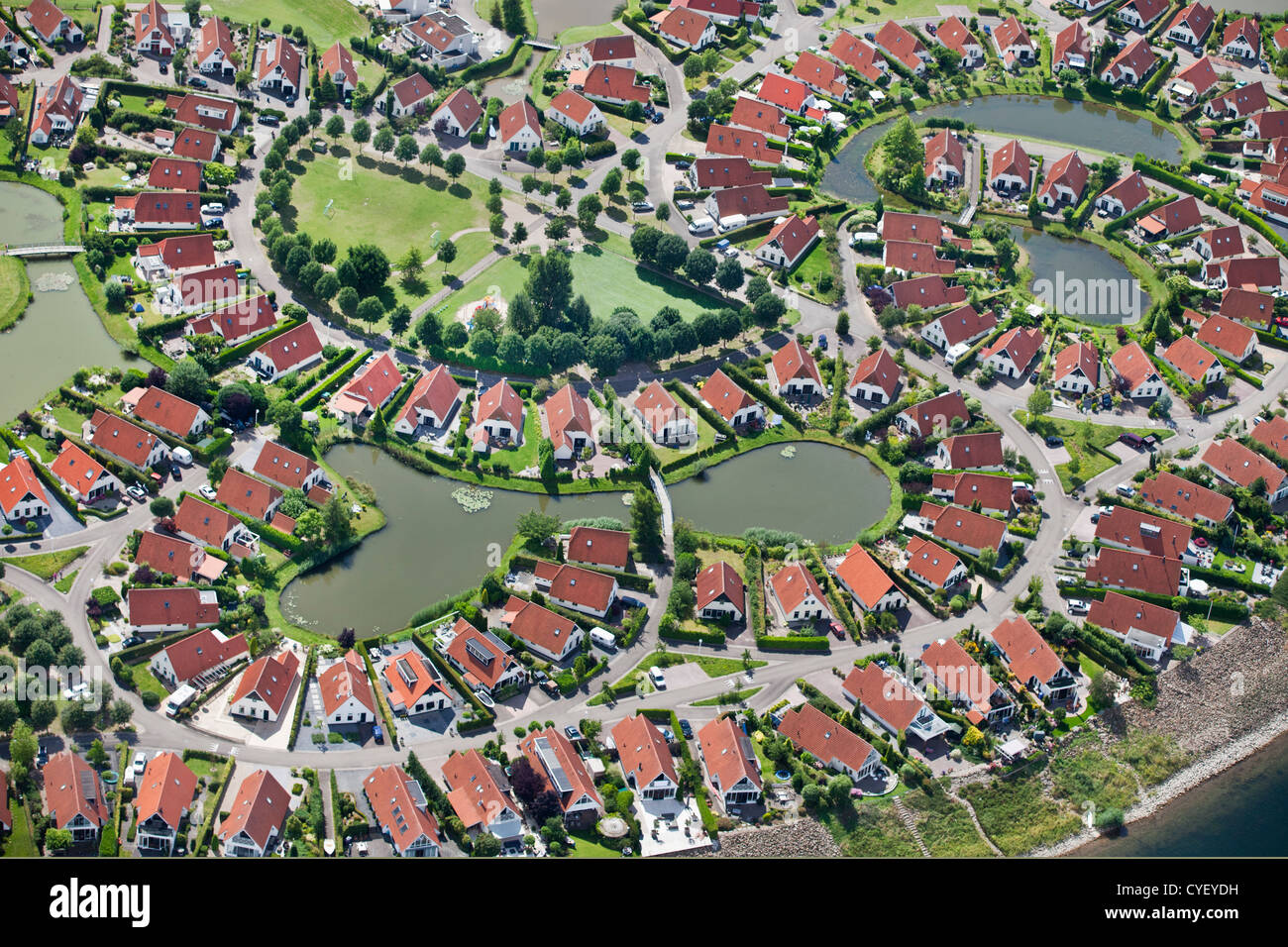 The Netherlands Rheden Luxurious Bungalow Parc Called River Park - Where is the netherlands located