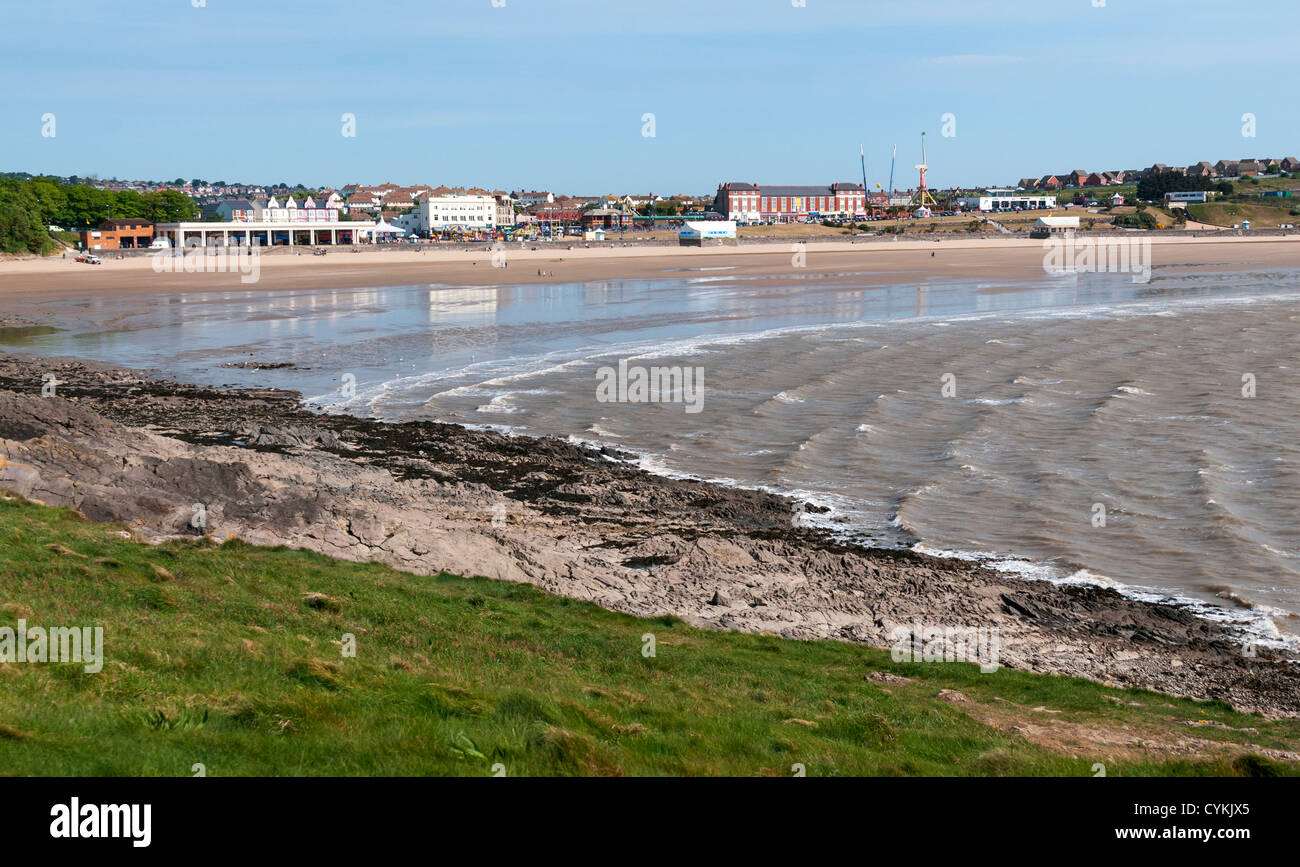 Whitmore Bay Barry Island