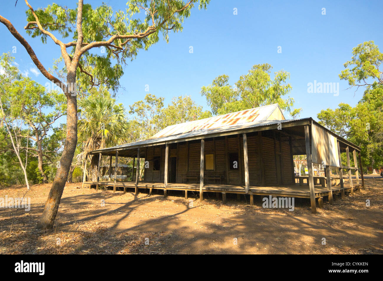 Elsey homestead replica mataranka northern territory for Free homestead