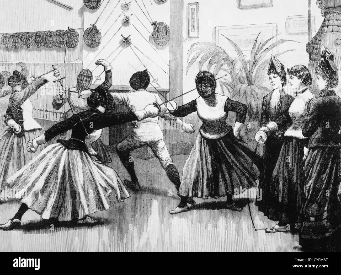 middle class women in 19th century Women in the nineteenth century the nineteenth century is often called the victorian age, taking etc middle- and upper-class women could help, in some cases.