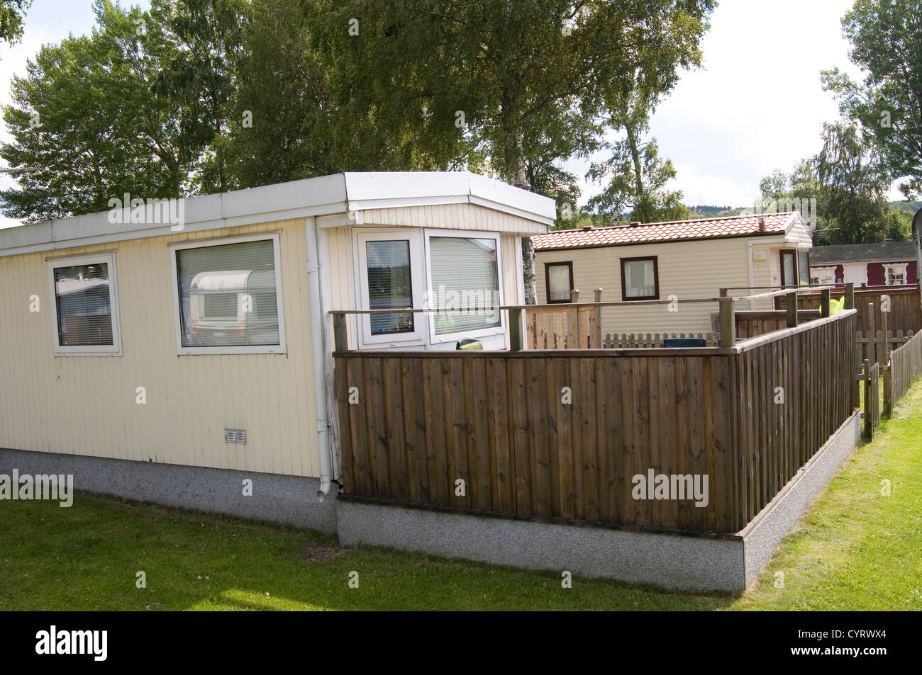 Trailer Park Parks Mobile Home Homes Trailers Or House Static