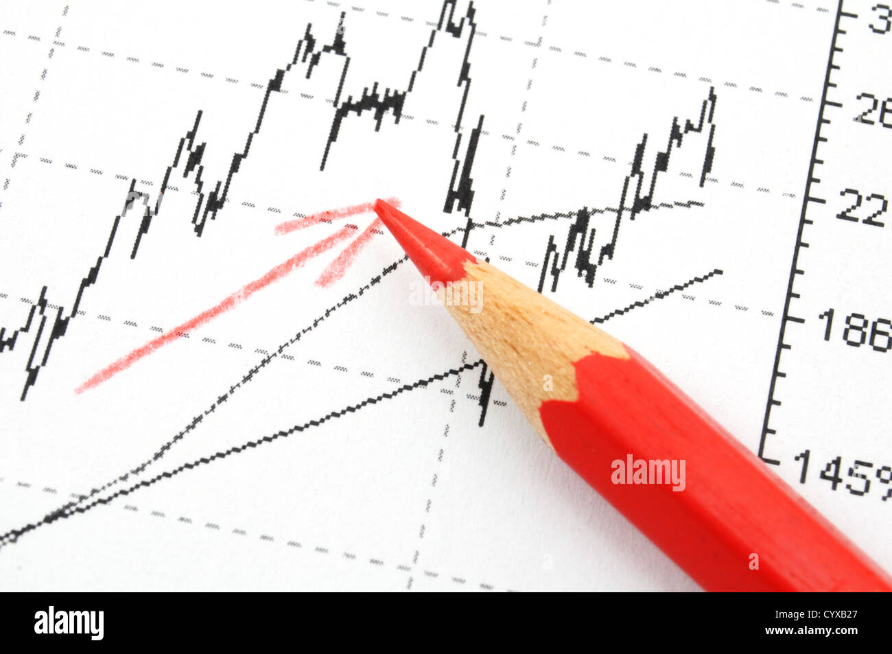 Business growth chart showing financial success on stock market business growth chart showing financial success on stock market nvjuhfo Gallery