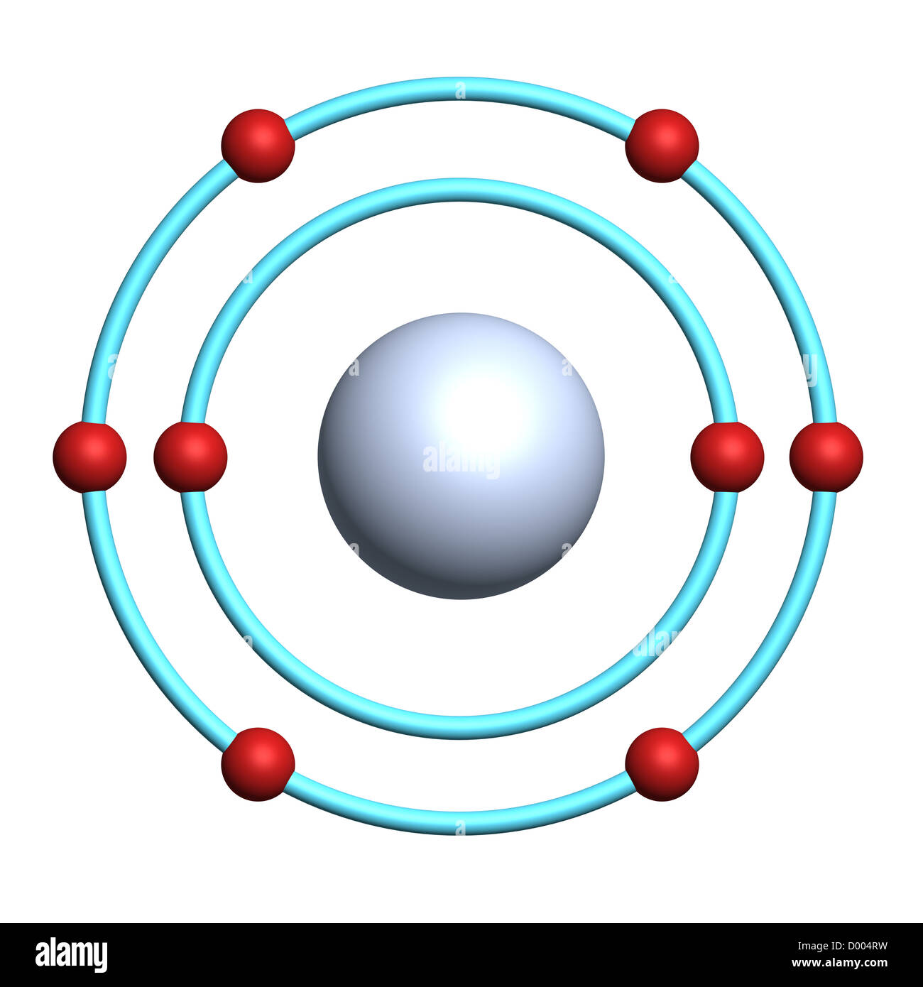 Oxygen Atom Model Styrofoam Structure Diagram Stock Photo List Of Synonyms And Antonyms The Word 1300x1390