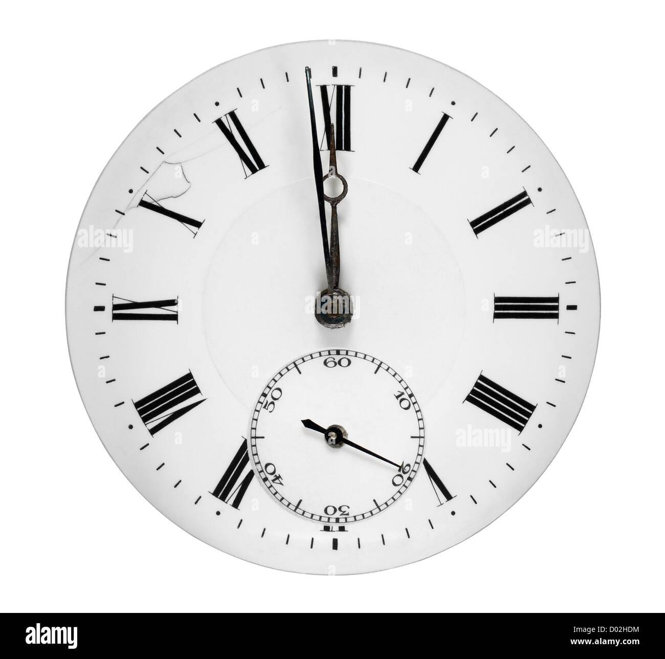 1 minute clock