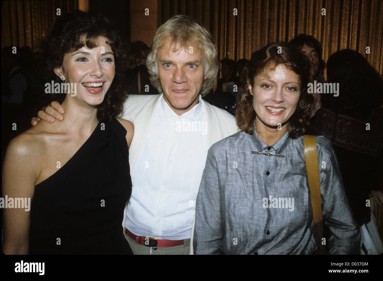 Mary Steenburgen and malcolm mcdowell