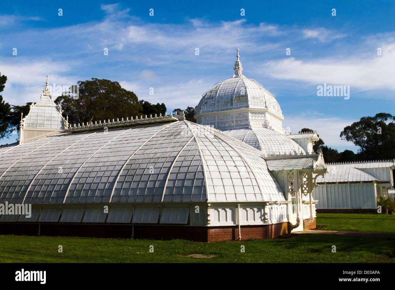 Strybing Arboretum At The San Francisco Botanical Garden In Golden Gate  Park In San Francisco California