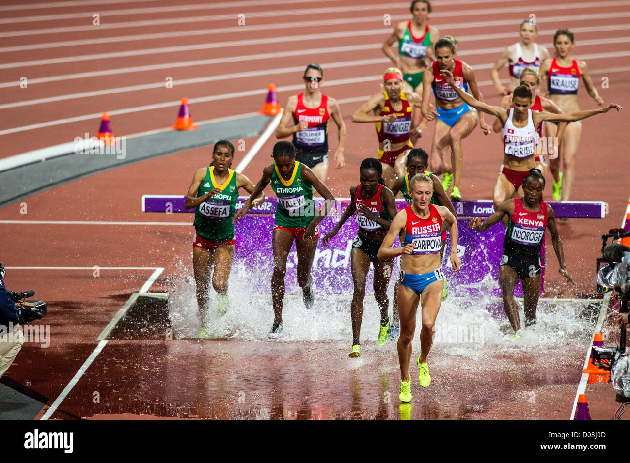 Steeple chase for Steeplechase