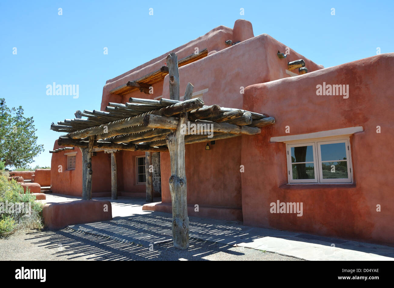 Adobe Style House Arizona Usa Stock Photo 51740374 Alamy