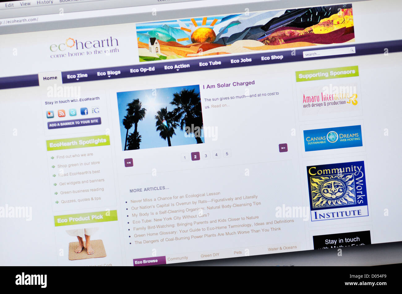 ecohearth website environmental websites for top green ecohearth website environmental websites for top green ecology news green jobs