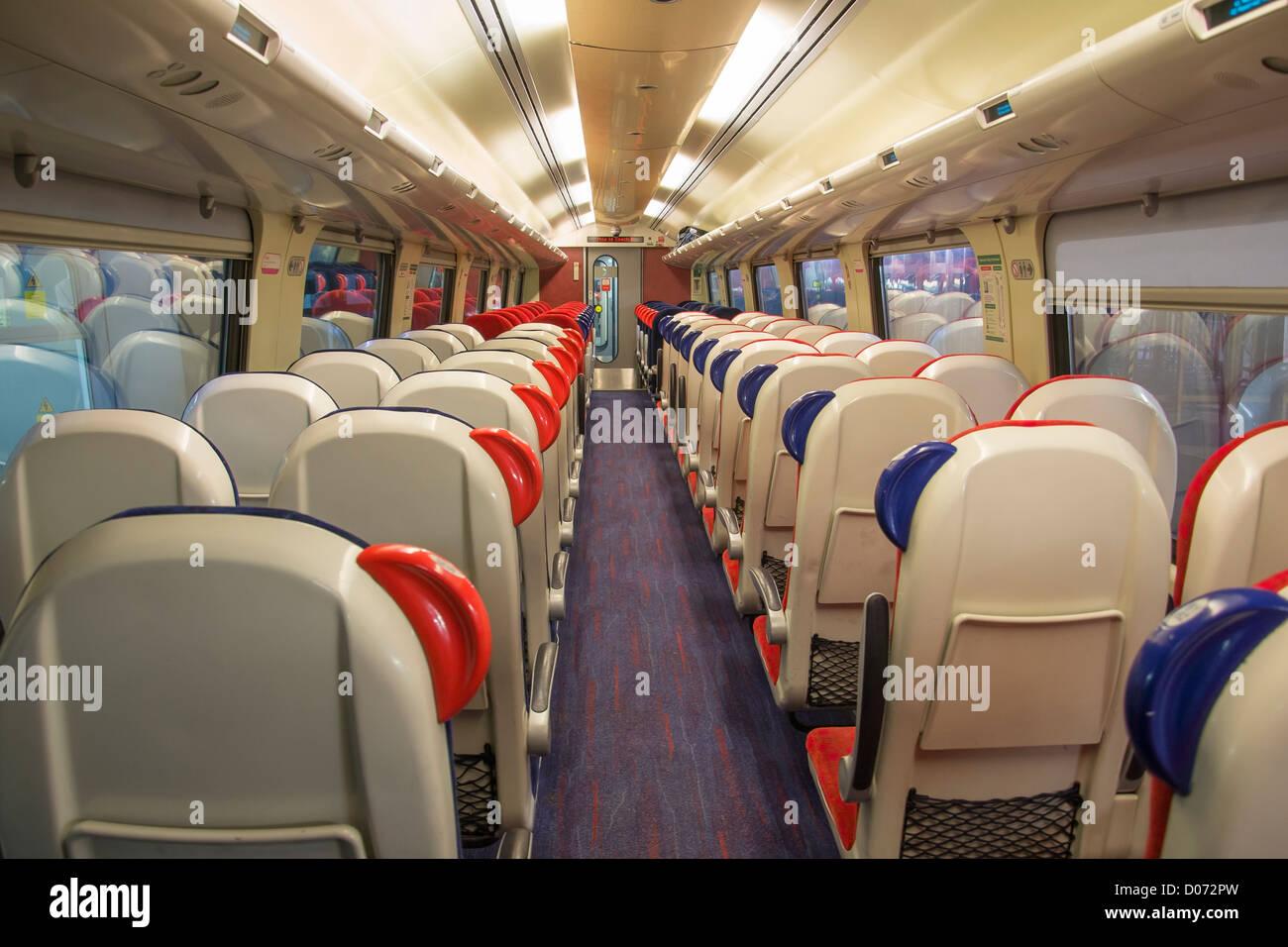 Virgin Train Seating Plan Pendolino Seating Augmentation
