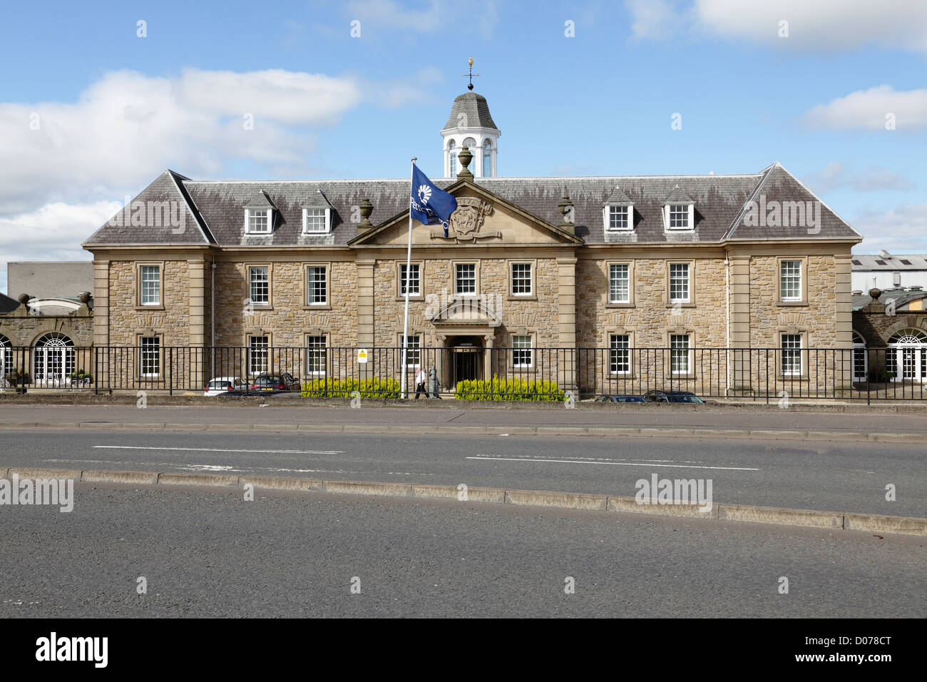 Office building at chivas regal whisky company on renfrew road in office building at chivas regal whisky company on renfrew road in paisley renfrewshire scotland uk sciox Image collections