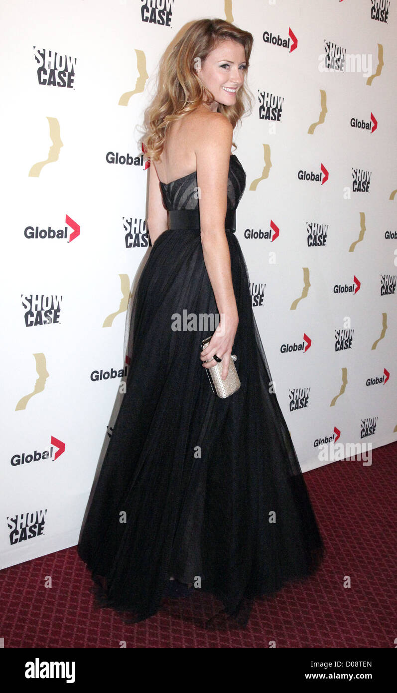 helene joy the 25th gemini awards at the winter garden theatre
