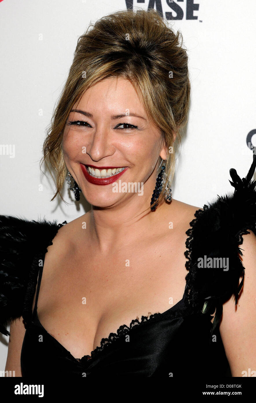 angela asher the 25th gemini awards at the winter garden theatre