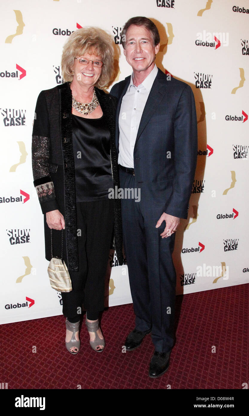linda schuyler and stephen stohn the 25th gemini awards at the