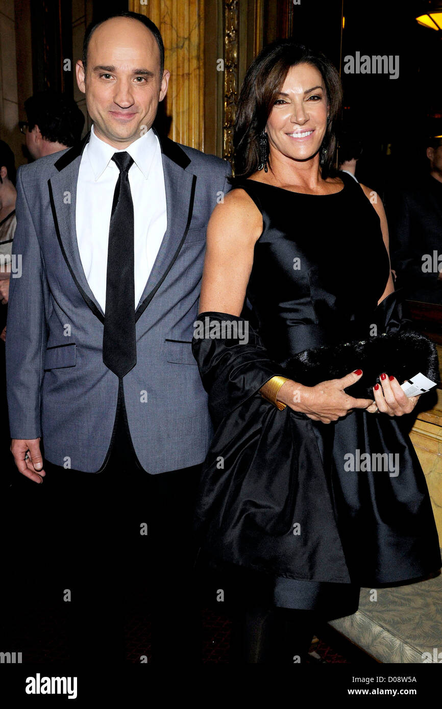 david visentin and hilary farr the 25th gemini awards at the