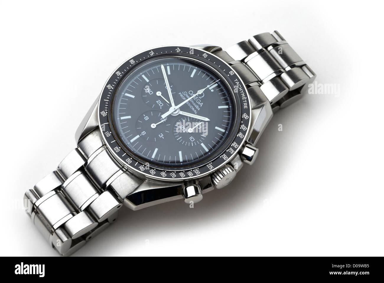 Omega Moon Watch Speedmaster 1960's The First Watch Worn ...