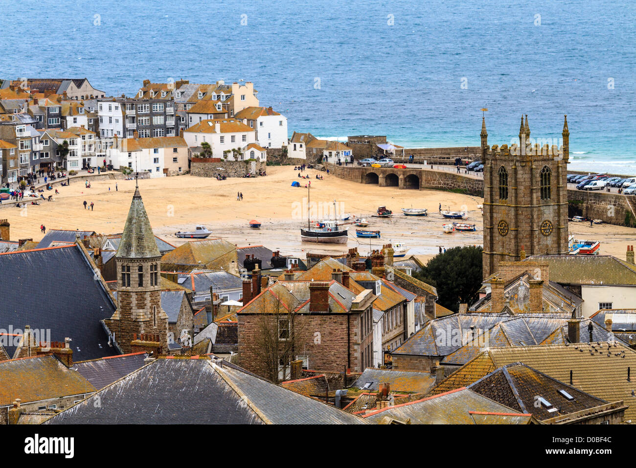 Hotels In St Ives Cornwall England