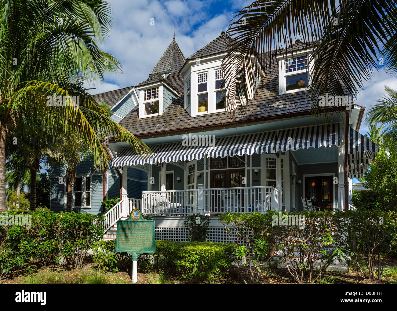 Sea Gull Cottage The Oldest House In Palm Beach Near The Flagler - Oldest museums in usa
