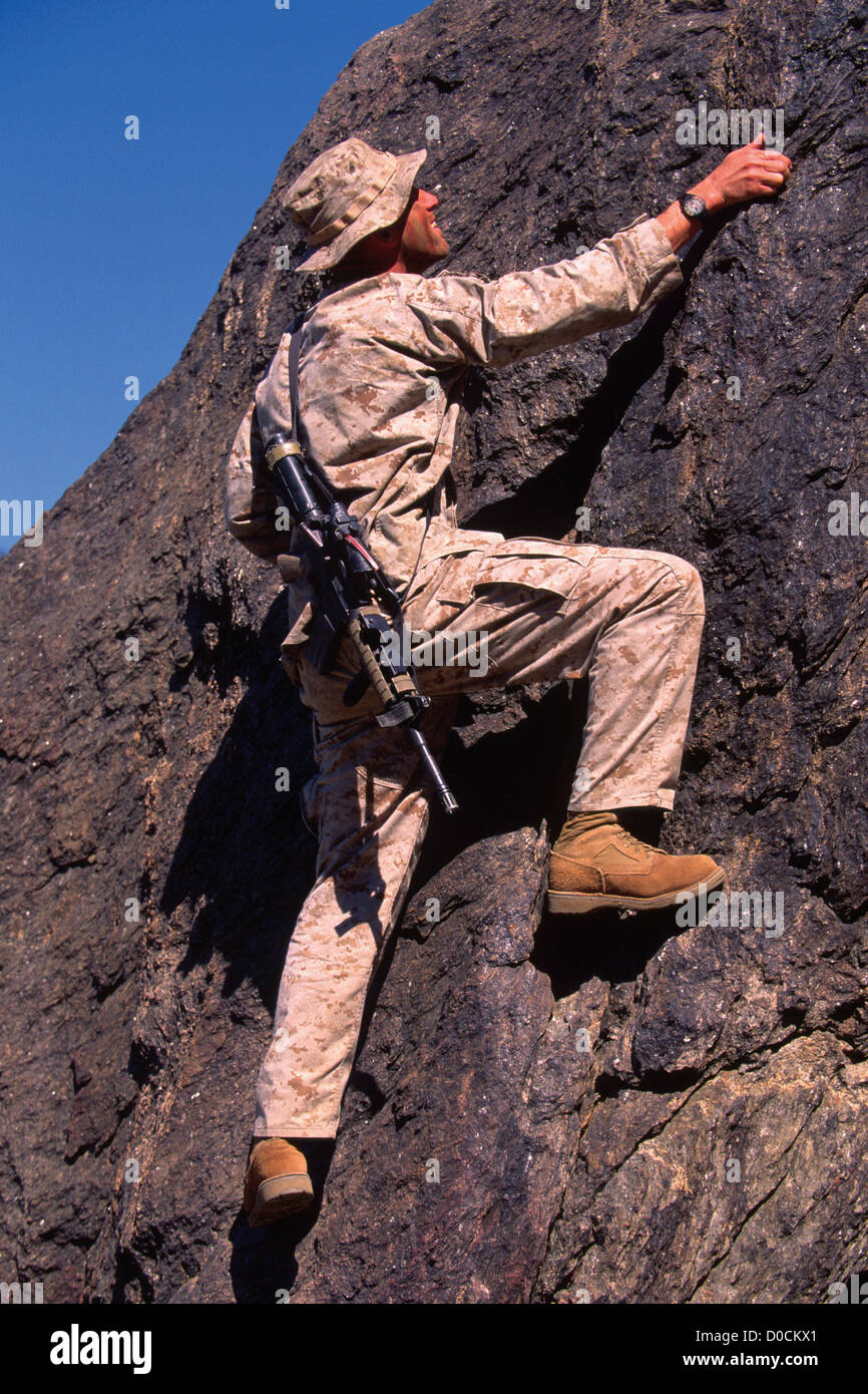Us Marine Corps Scout Sniper Stock Photos & Us Marine Corps Scout ...