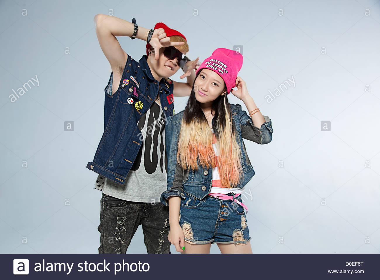 Asian Hip Hop Style 21