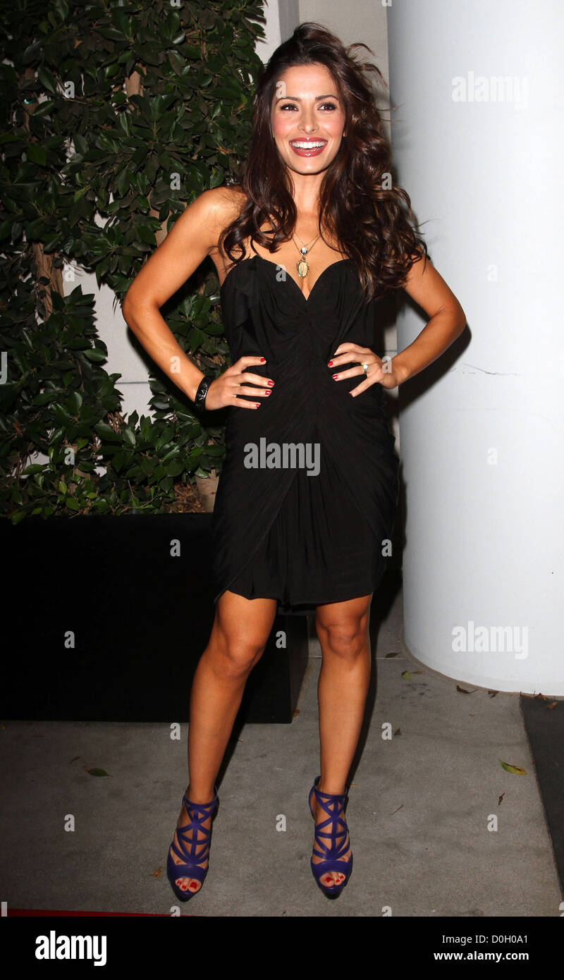 Sarah Shahi TV Guide Magazine\'s Hot List Party held at the W Stock ...