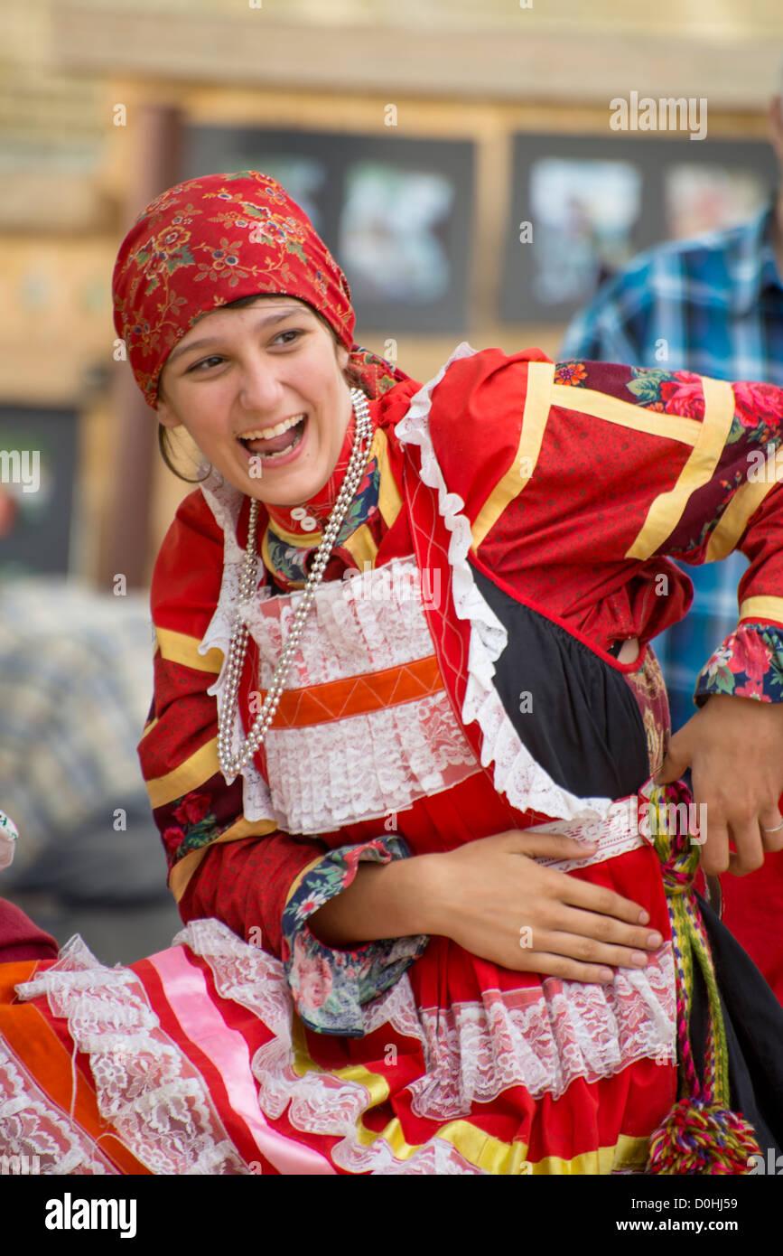 Lady Amazing Russian Woman