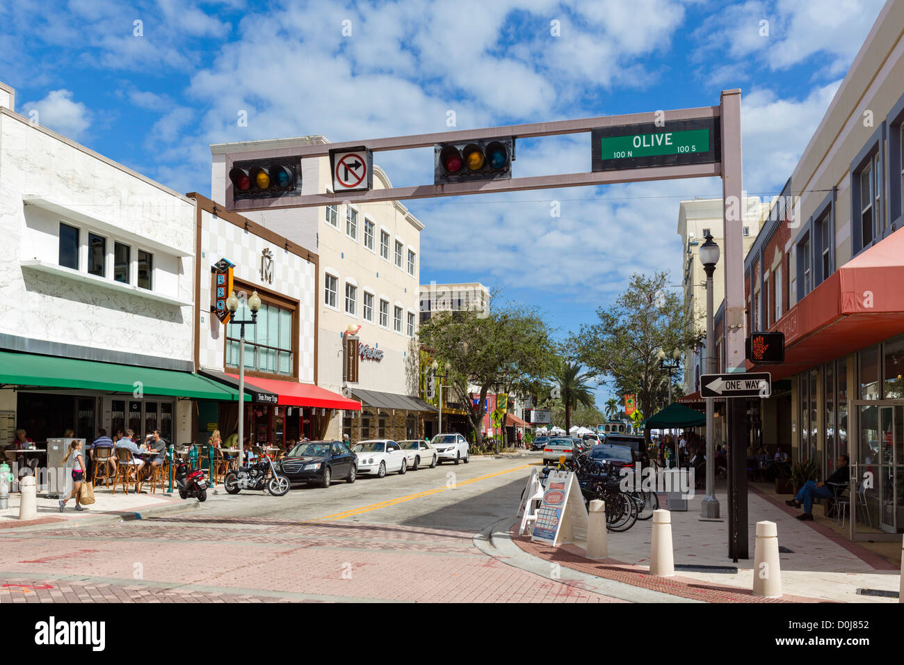 What Is The Main Shopping Street In West Palm Beach