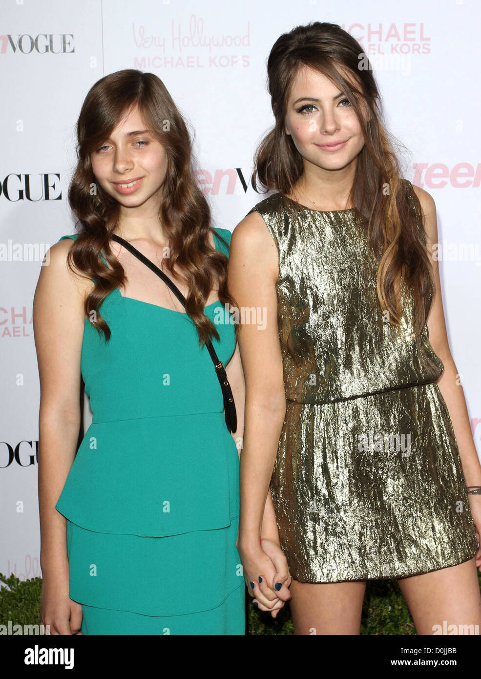 Guest The 8th Annual Teen Vogue Young Hollywood Party held at Stock ...