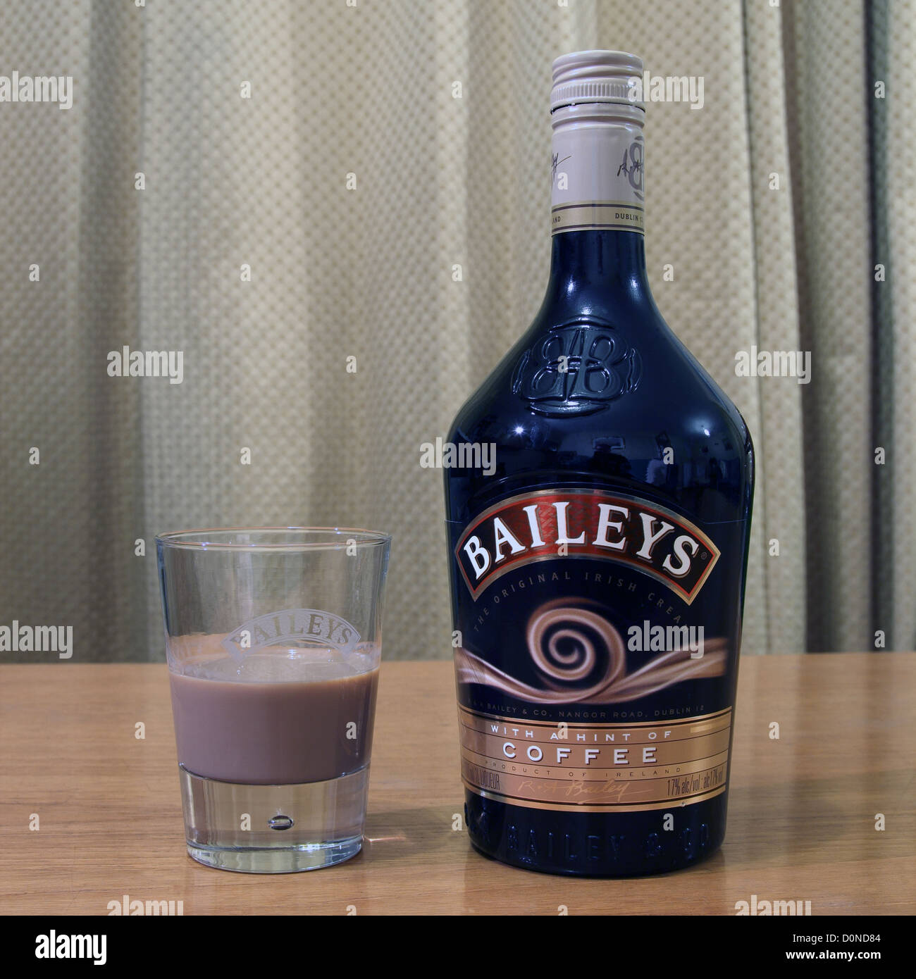 how to make liqueur coffee with baileys