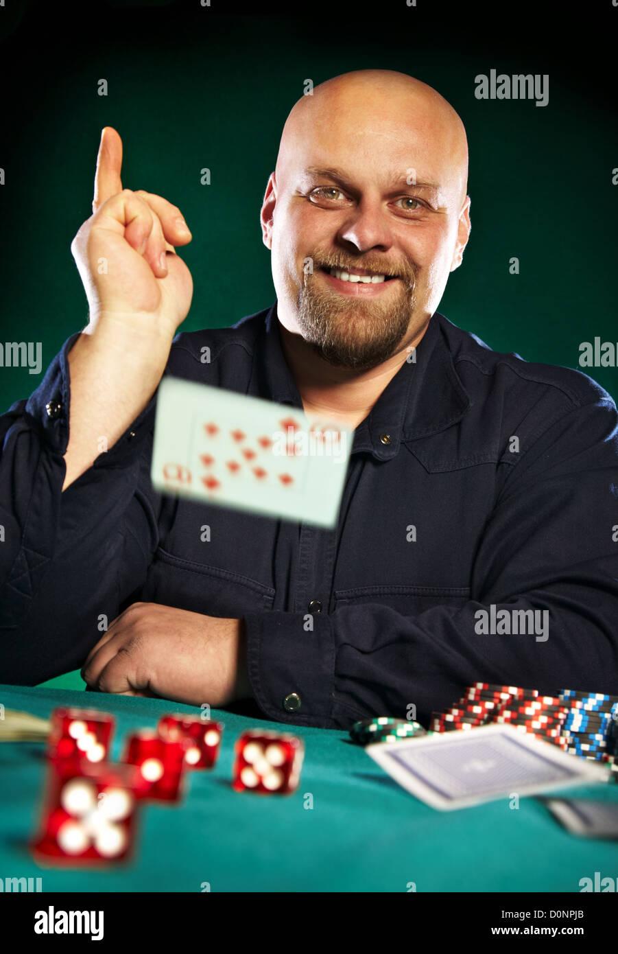 Casino themed clip art