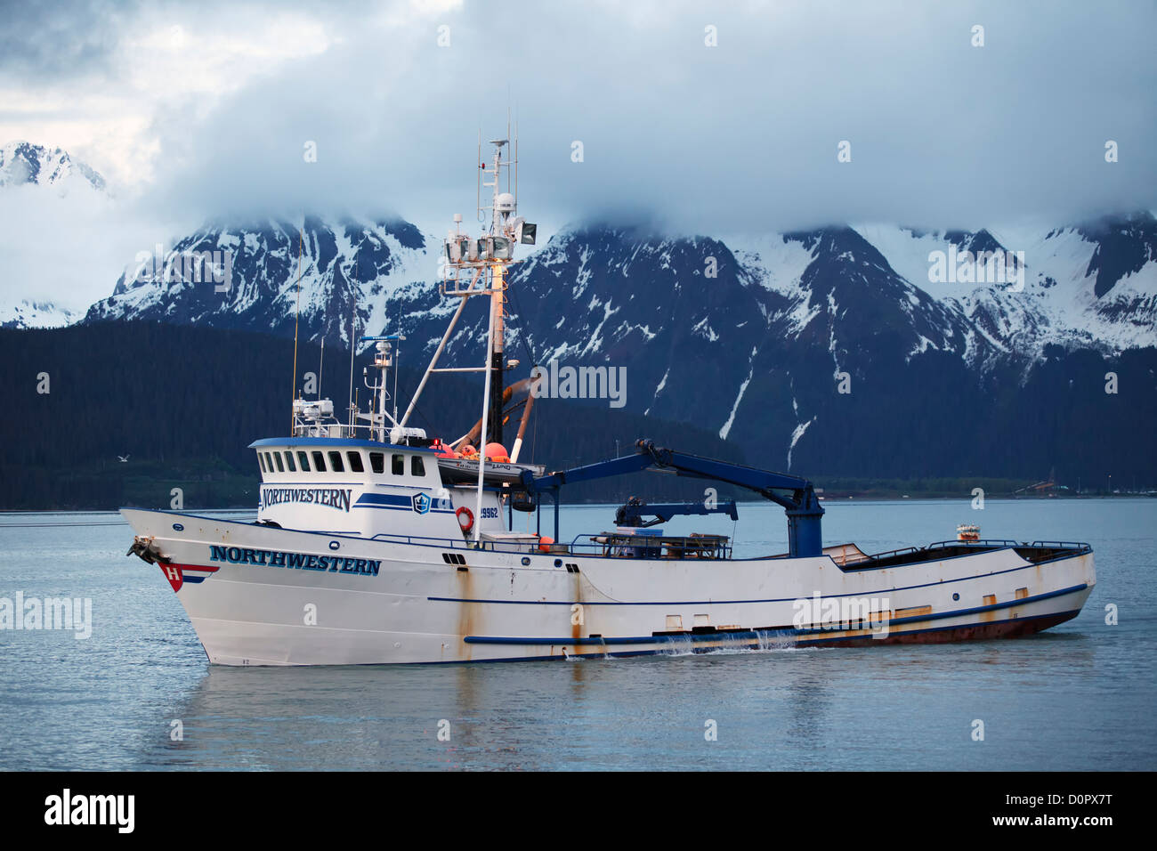 Pictures of the northwestern crab boat 2012 King Crab Season Pictures Deadliest Catch Discovery