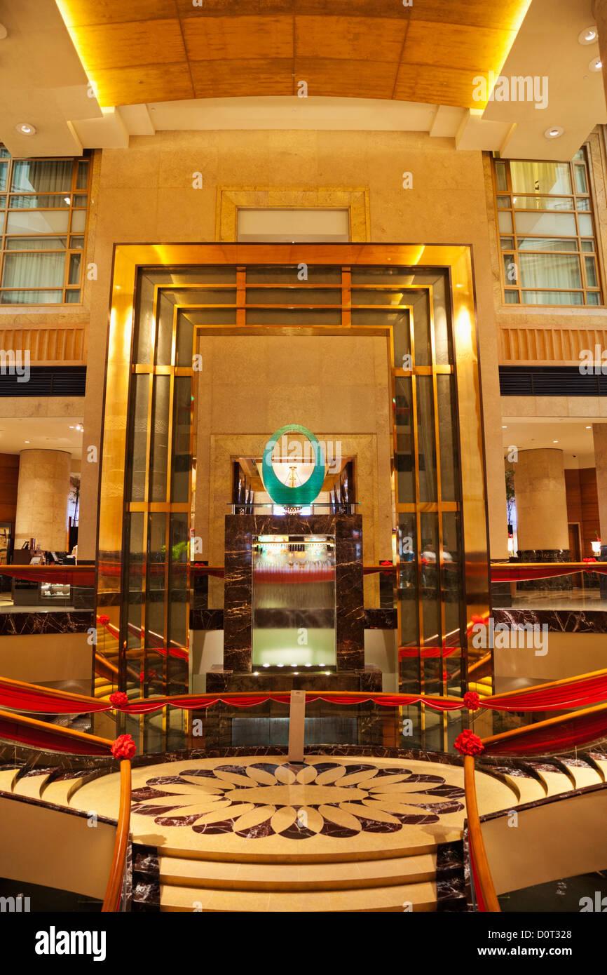 Asia, Singapore, Fullerton Hotel, Hotel, Hotels, Art Deco ...