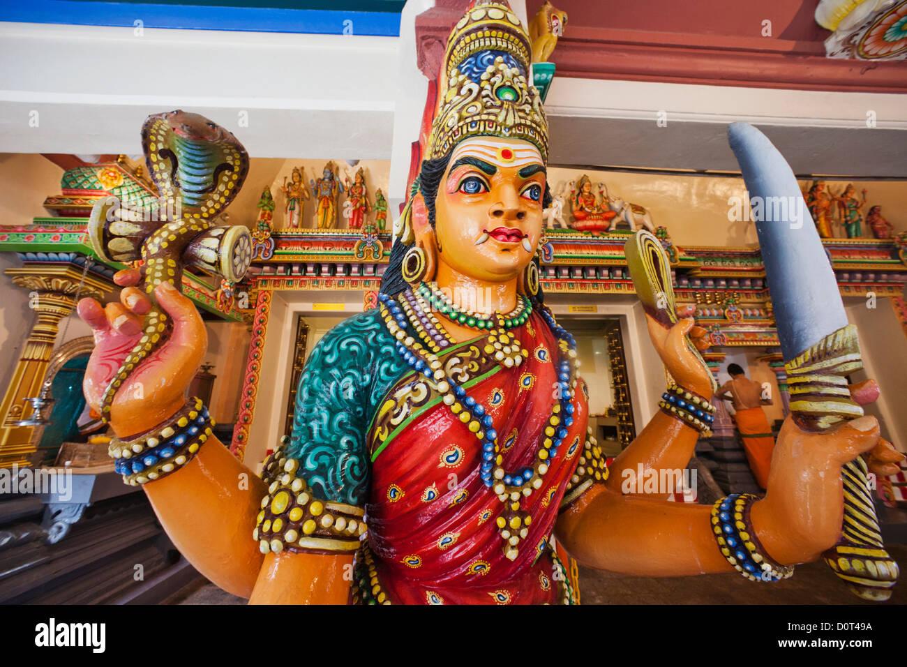 Asia, Singapore, Sri Mariamman Temple, Hindu Temple, Tamil