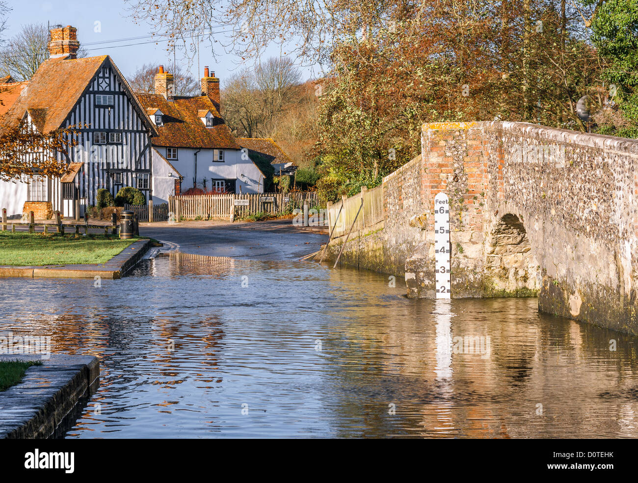 Beautiful Villages In Kent Images