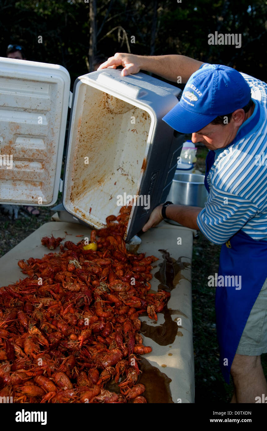 how to cook crawfish boil