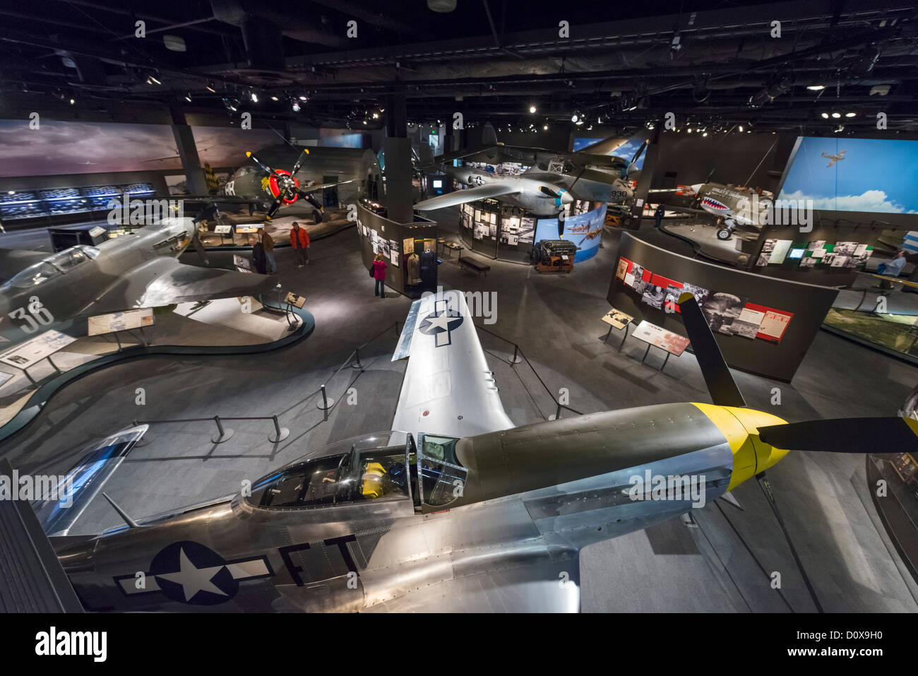 Aircraft In The World War II Gallery The Museum Of Flight - World war ii museums in usa