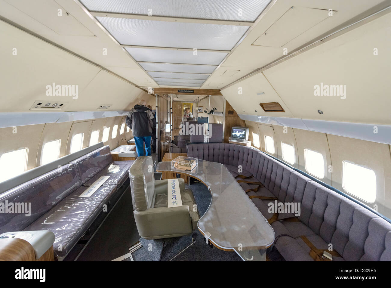 The First Presidential Jet Quot Air Force One Quot Airpark The