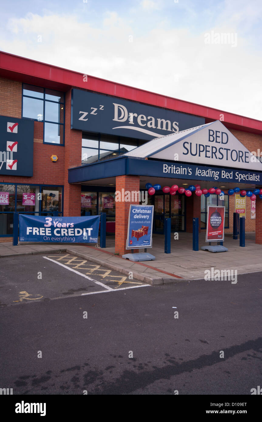 Dreams Bed Superstore UK