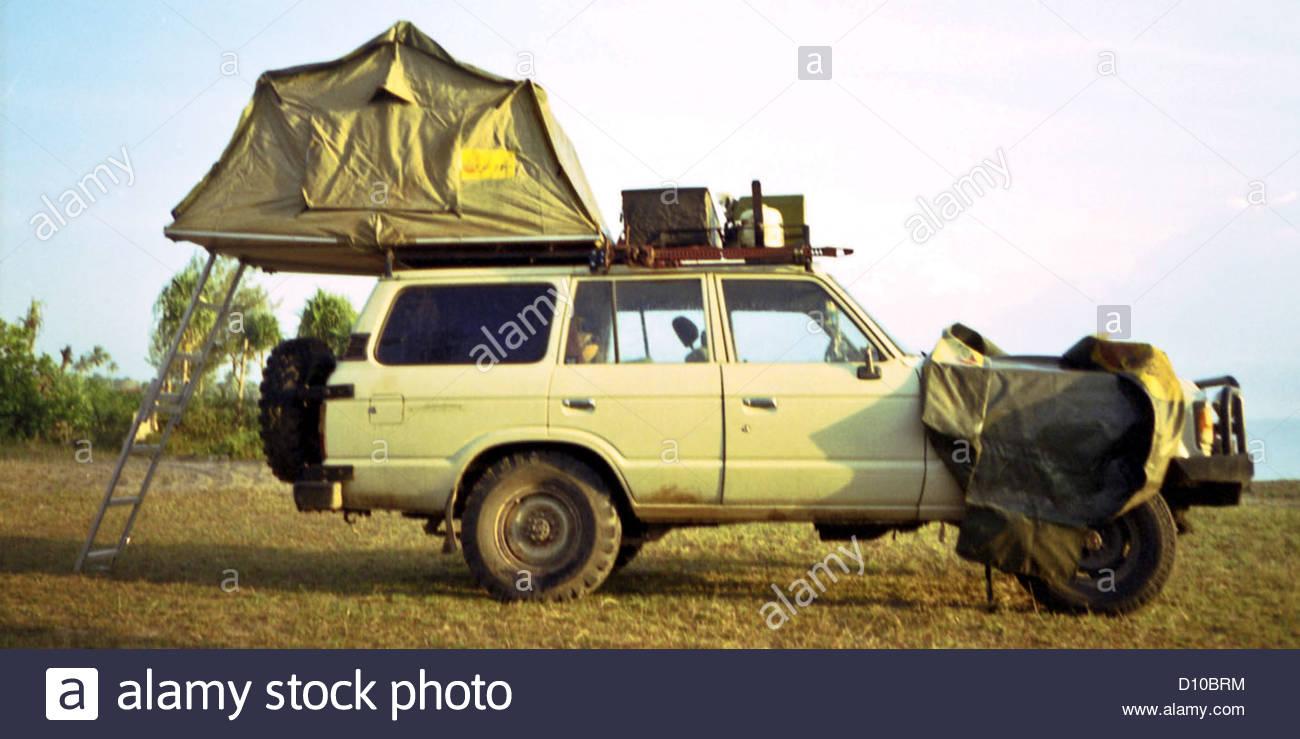 African safari vehicle Tanzania Tanzanian Toyota Land Cruiser roof tent rooftop tents c&ing equipment c& & African safari vehicle Tanzania Tanzanian Toyota Land Cruiser roof ...
