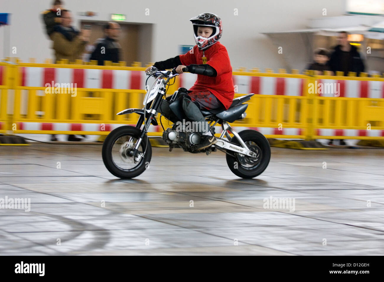 Berlin, Germany, kids racing on the BMT Stock Photo, Royalty Free ...
