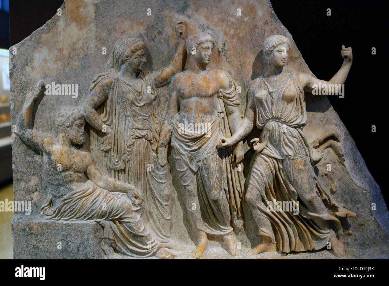 Zeus Apollo and Artemis - Pics about space