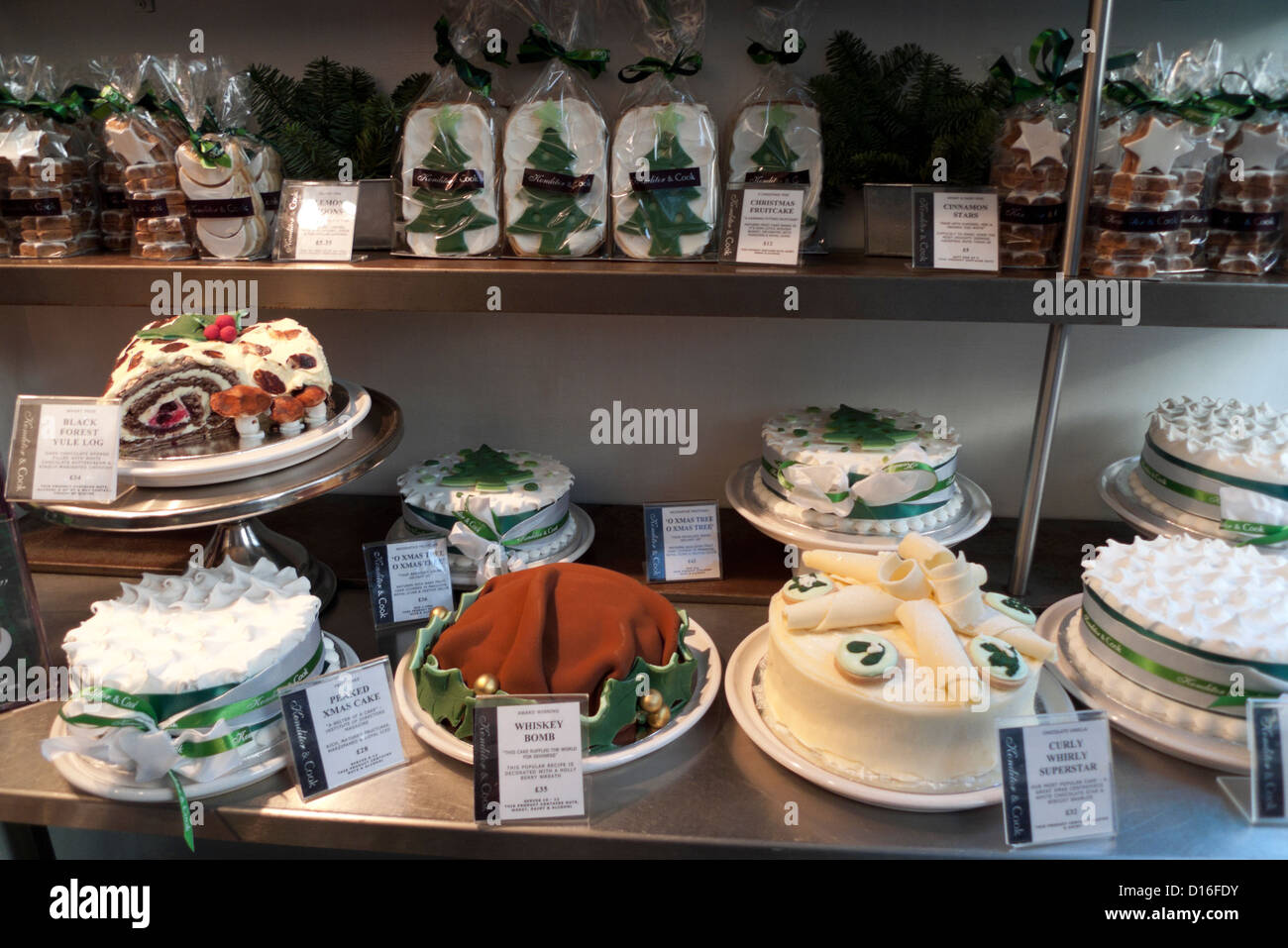 Cake Shops London Uk