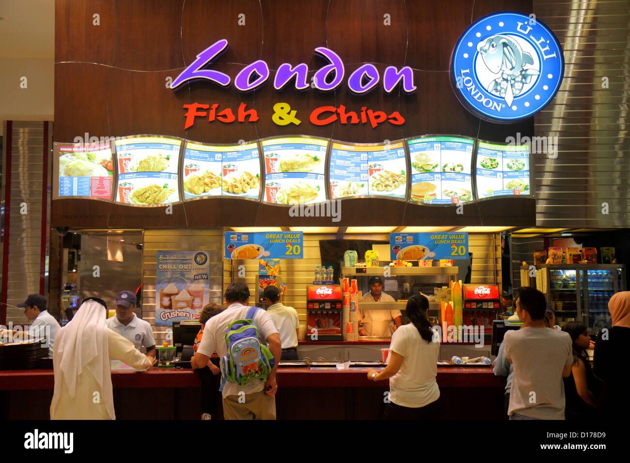 Fast Food Near Perth Airport