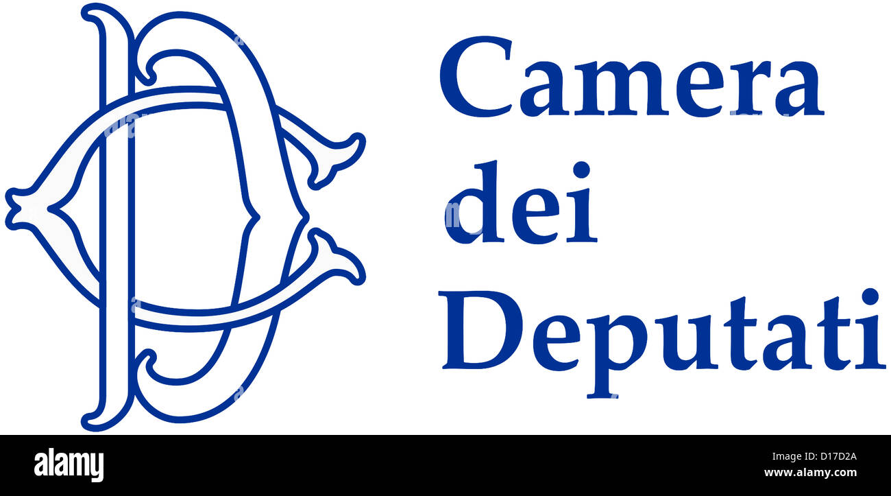 Logo of the representative chamber of the italian for Camera deputati live