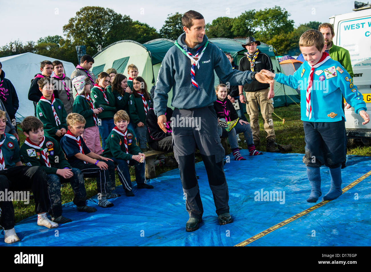 Boy Scout Uk Stock Photos &- Boy Scout Uk Stock Images - Page 2 - Alamy