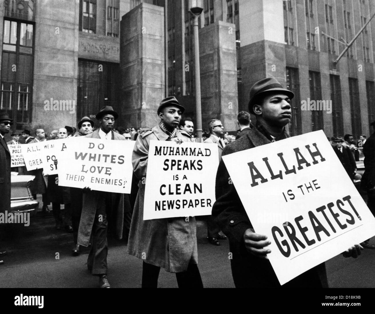 black muslim Seen and heard what made you want to look up black muslimplease tell us where you read or heard it (including the quote, if possible.