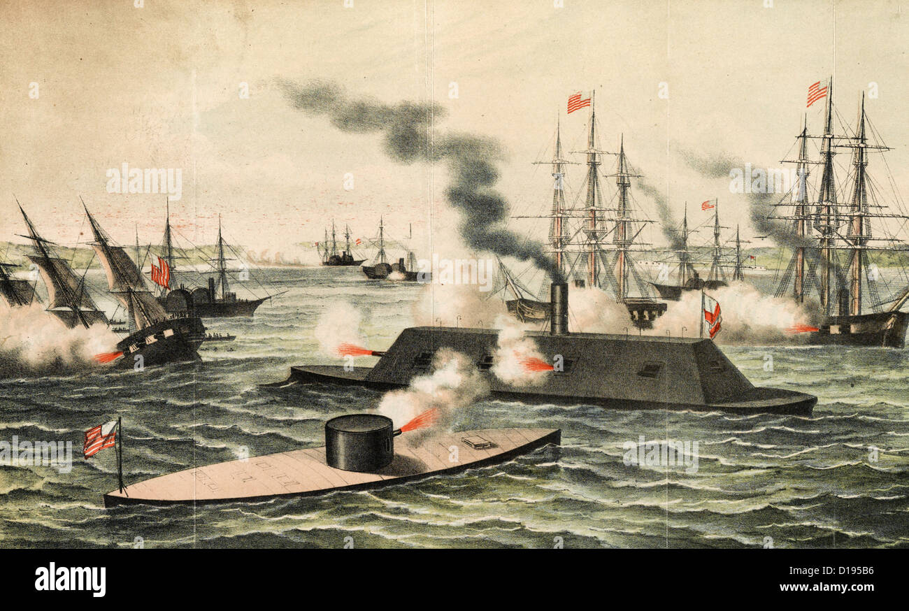 an introduction to the history of civil war monitor vs merrimack Part of my civil war battles series this powerpoint explains the story of the battle at hampton roads between the ironclads uss monitor and css virginia (formally merrimack).